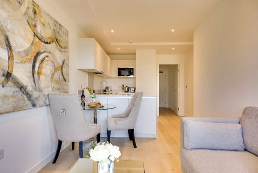 Emerson Court Apartment - Kings Cross - Property Photo