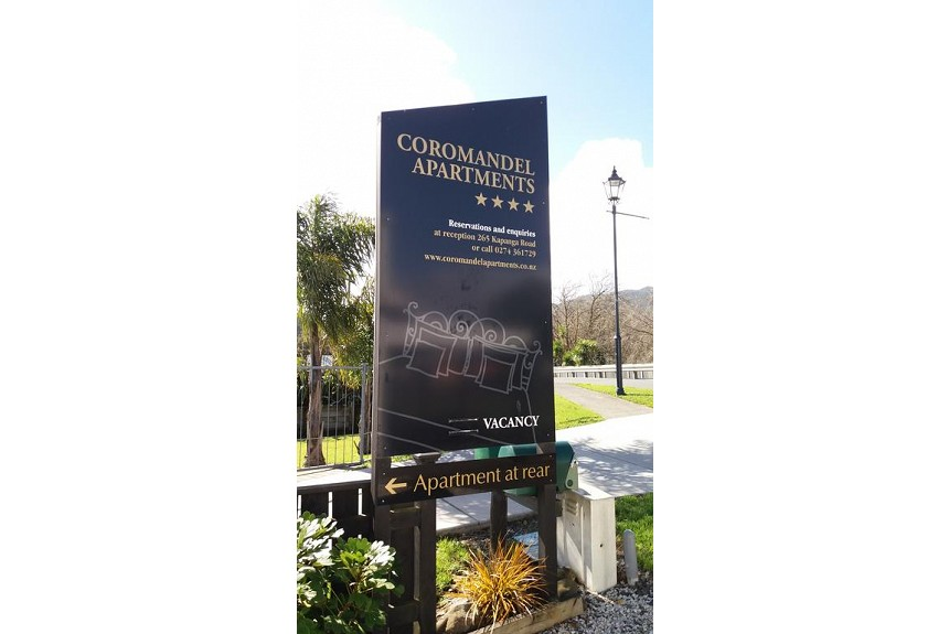 Coromandel Apartments - Property Photo