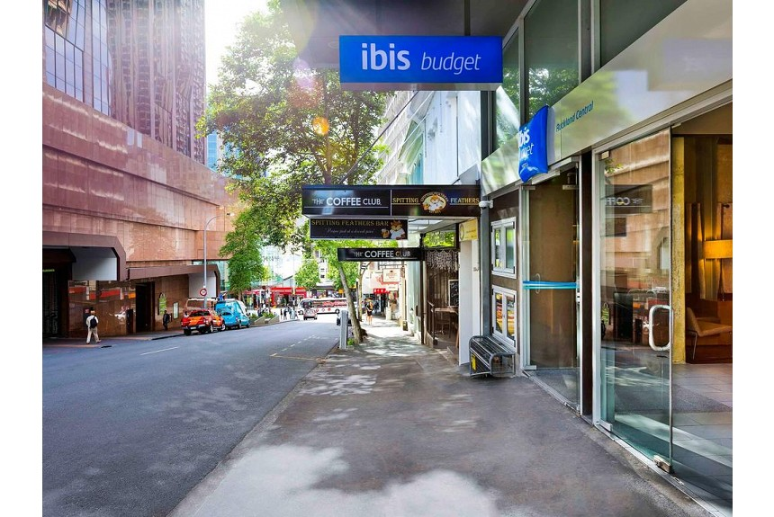 ibis budget Auckland Central - Property Photo