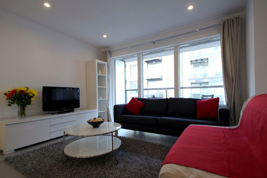 Dance Square One Bedroom Apartment - Property Photo