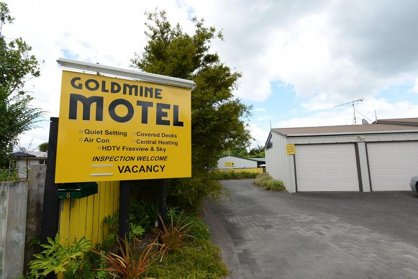 Goldmine Motel - Property Photo