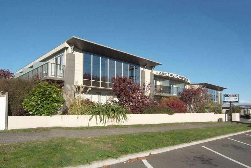 Lake Taupo Motor Inn - Property Photo