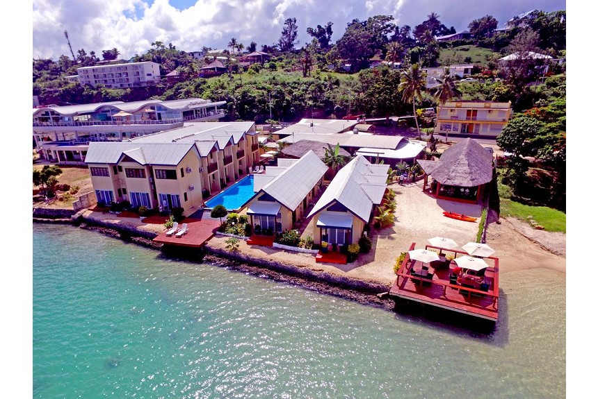 Moorings Hotel - Property Photo