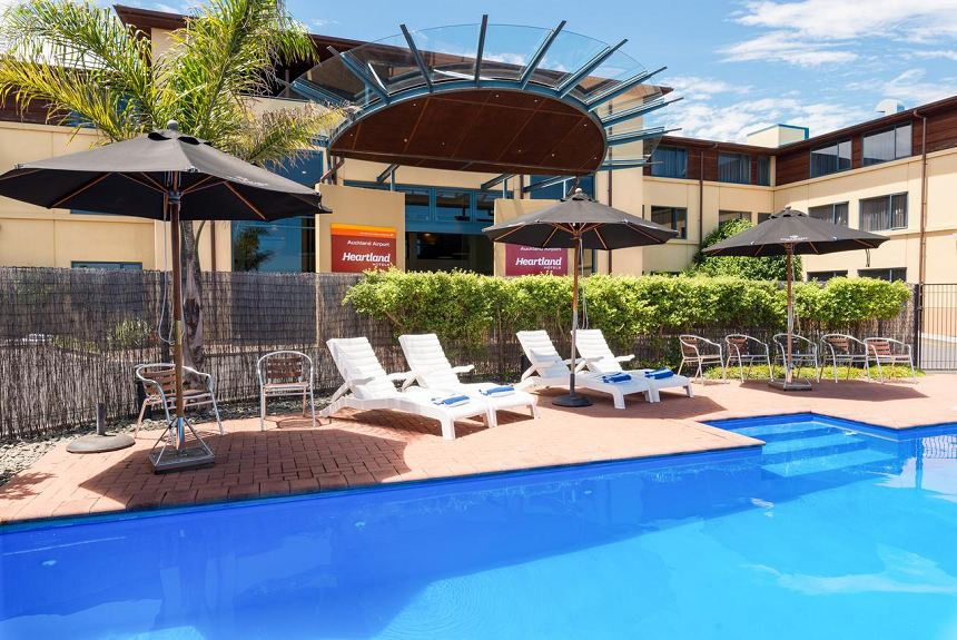 Heartland Hotel Auckland Airport - Property Photo