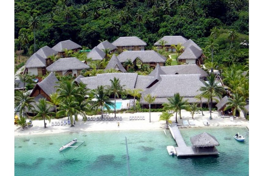 Royal Bora Bora - Property Photo