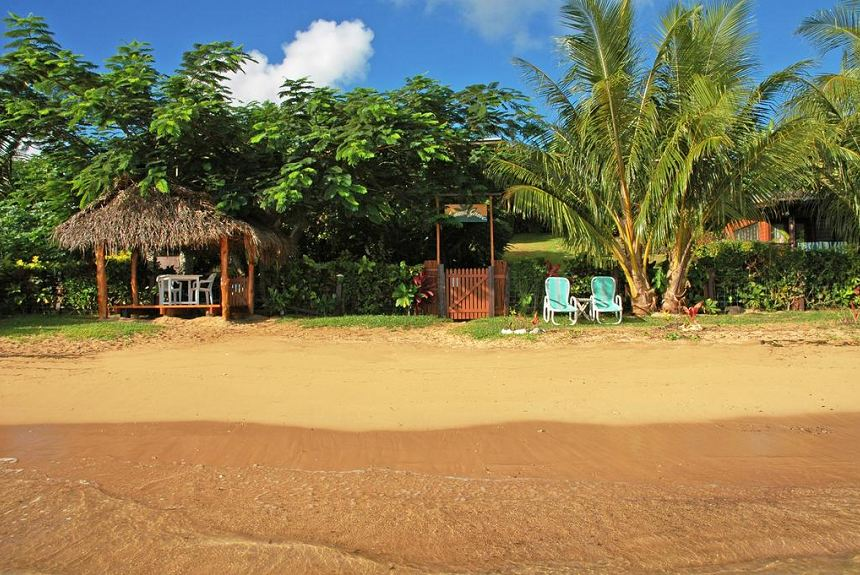 Coconut Grove Beachfront Cottages - Property Photo