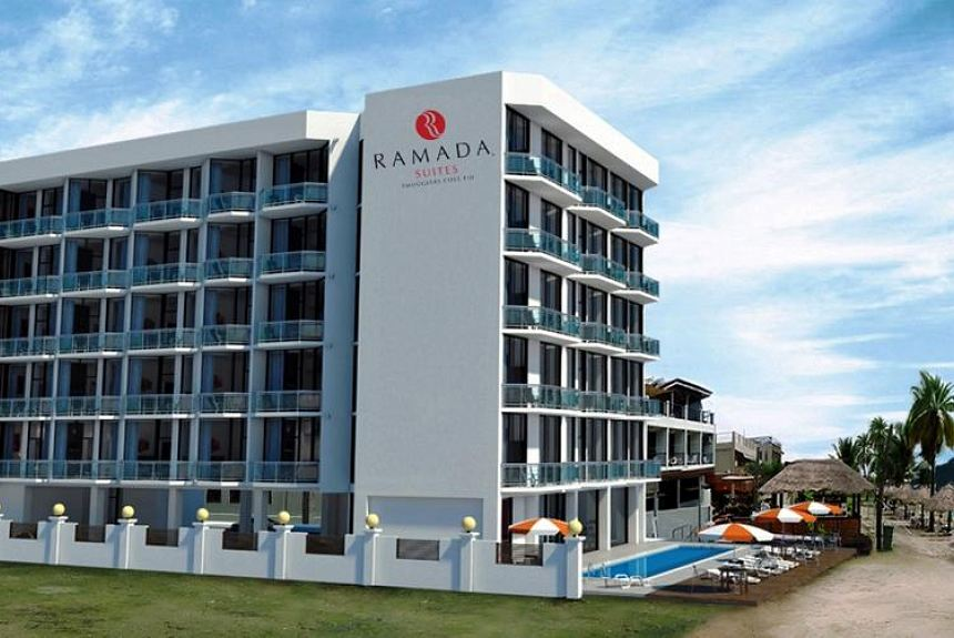 Ramada Suites Wailoaloa Beach Nadi - Property Photo