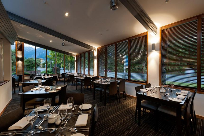 Scenic Hotel Franz Josef Glacier - Property Photo