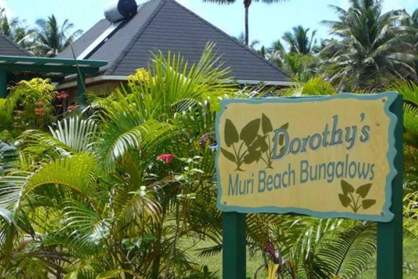 Dorothy's Muri Beach Bungalows - Property Photo