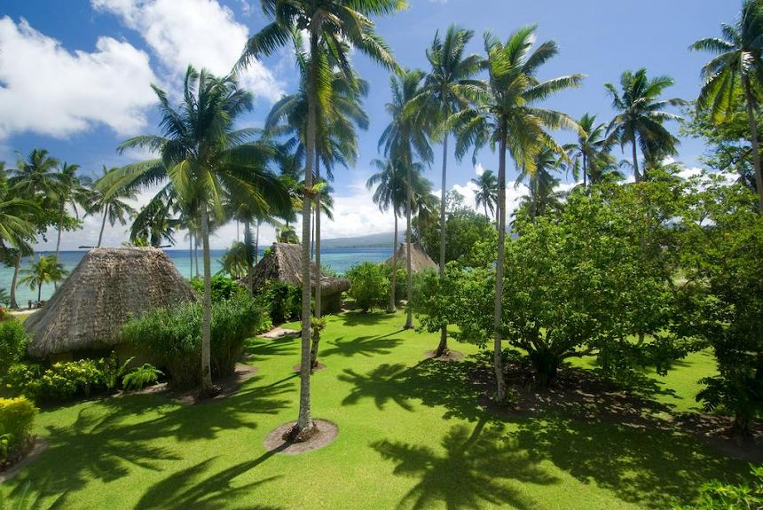 Qamea Resort & Spa - Property Photo
