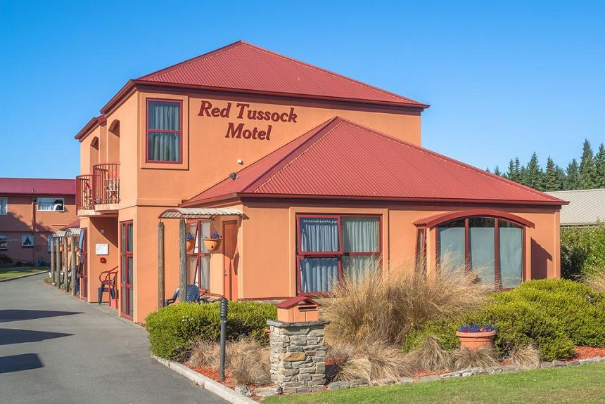 Red Tussock Motel - Property Photo