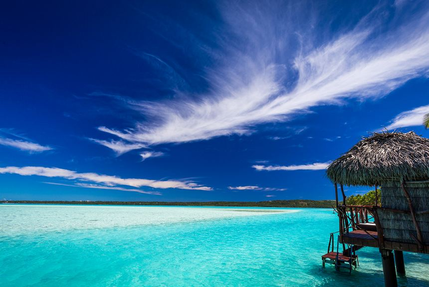 Aitutaki Lagoon Private Island Resort - Property Photo