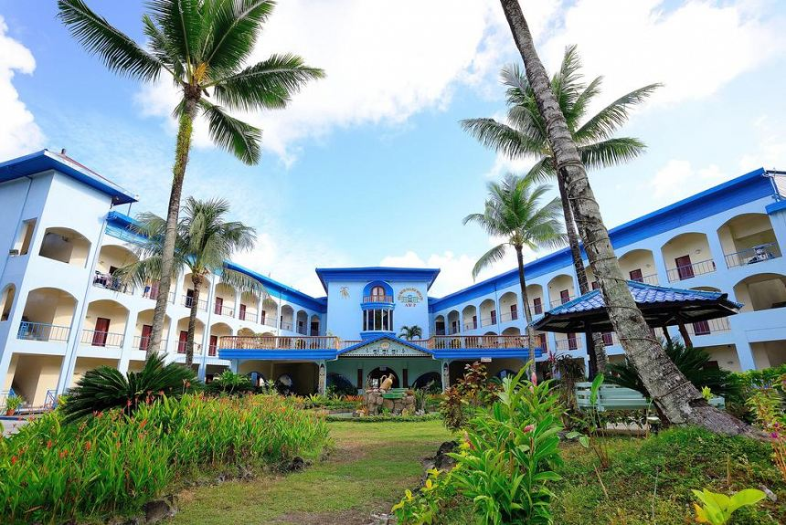 Airai Water Paradise Hotel and Spa - Property Photo