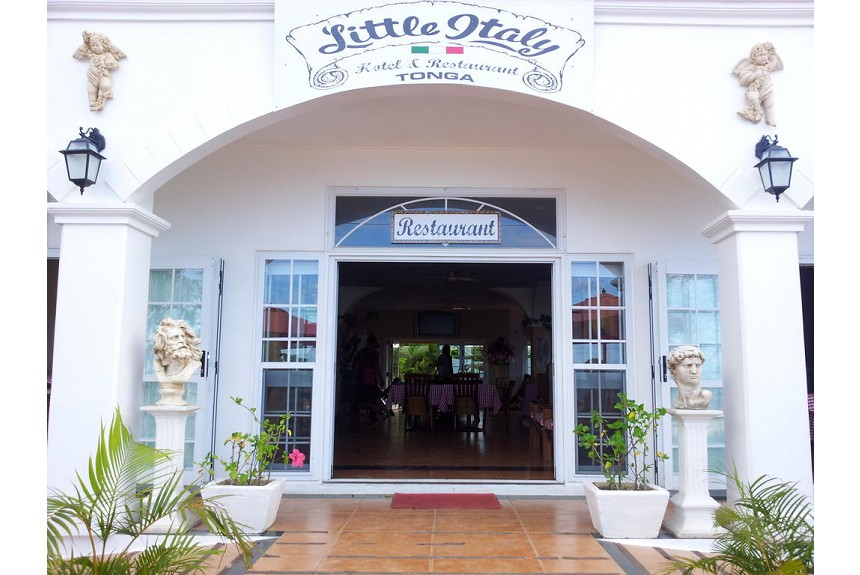 Little Italy Hotel - Property Photo