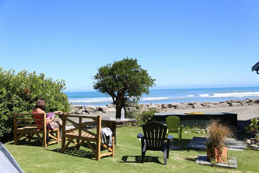 Punakaiki Beach Hostel - Property Photo