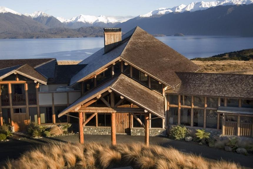Fiordland Lodge - Property Photo