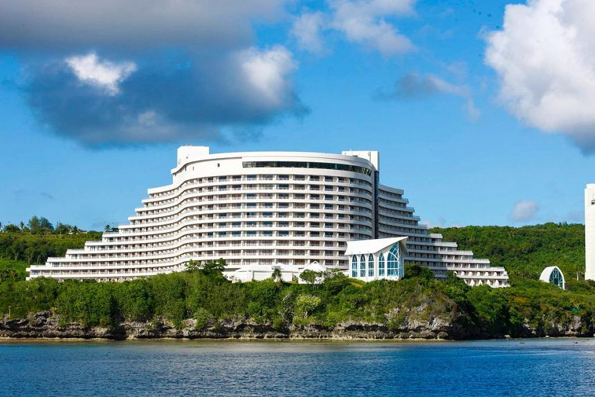 Hotel Nikko Guam - Property Photo
