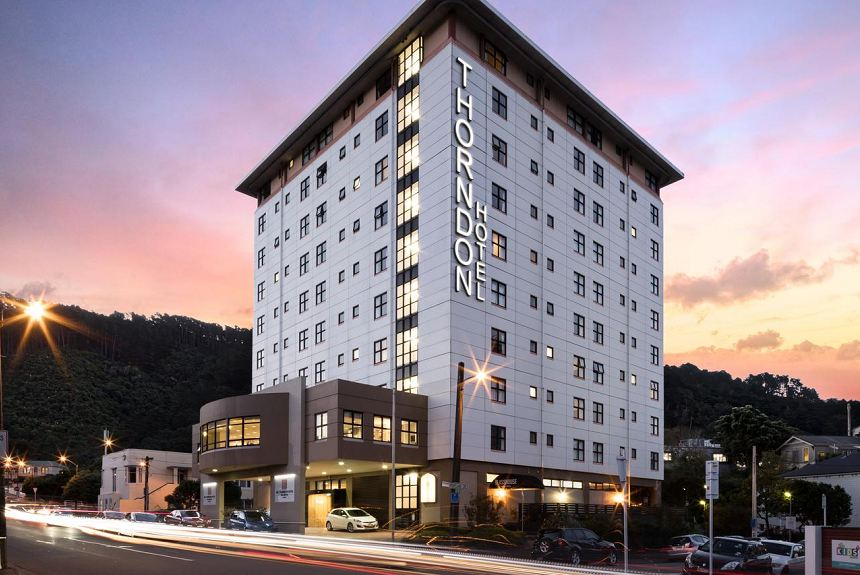 The Thorndon Hotel Wellington by Rydges - Property Photo