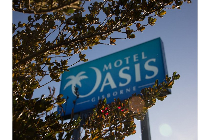 Motel Oasis - Property Photo