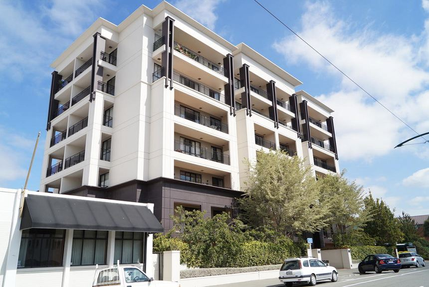 West Fitzroy Apartments - Property Photo
