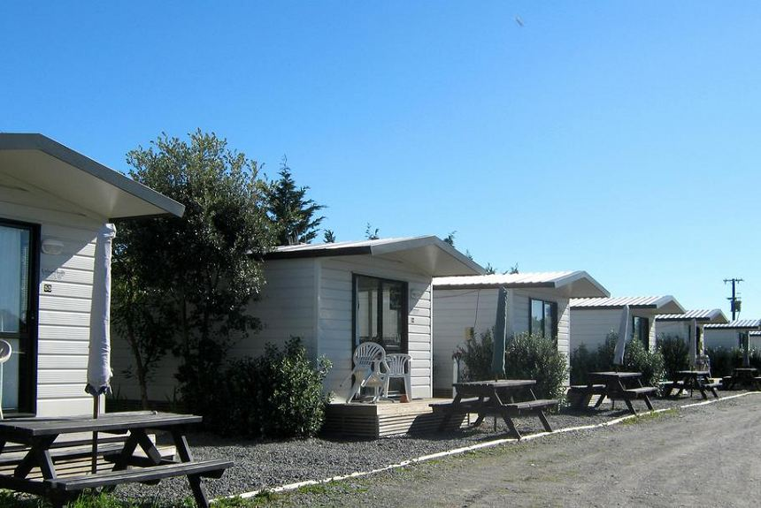 Napier Beach Kiwi Holiday Park and Motels - Property Photo