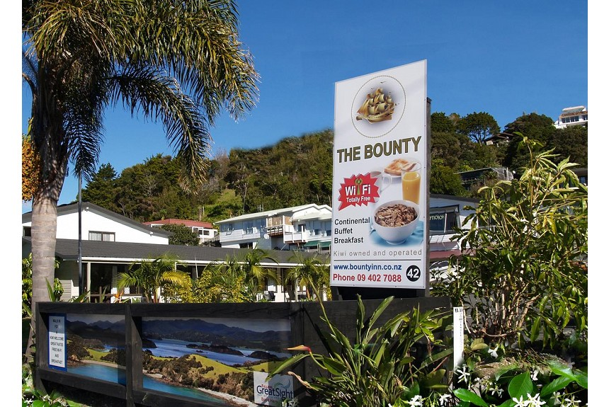 Bounty Motel - Property Photo