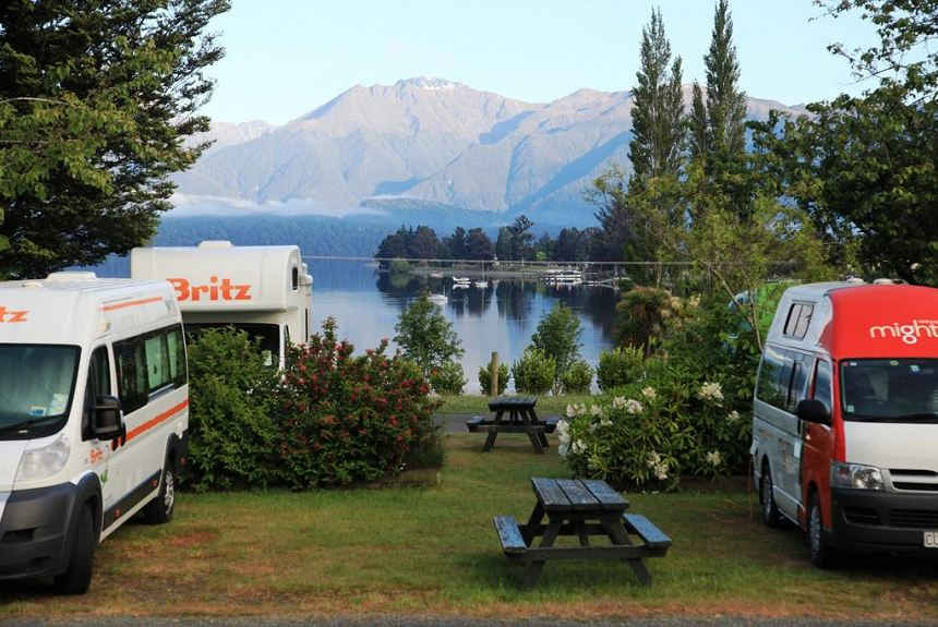 Te Anau Lakeview Kiwi Holiday Park & Motels - Property Photo