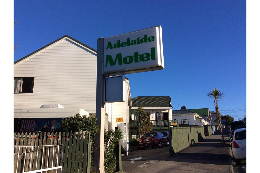 Adelaide Motel - Property Photo