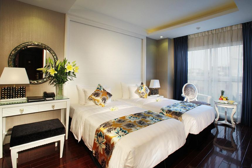 Golden Silk Boutique Hotel - Luxury Room