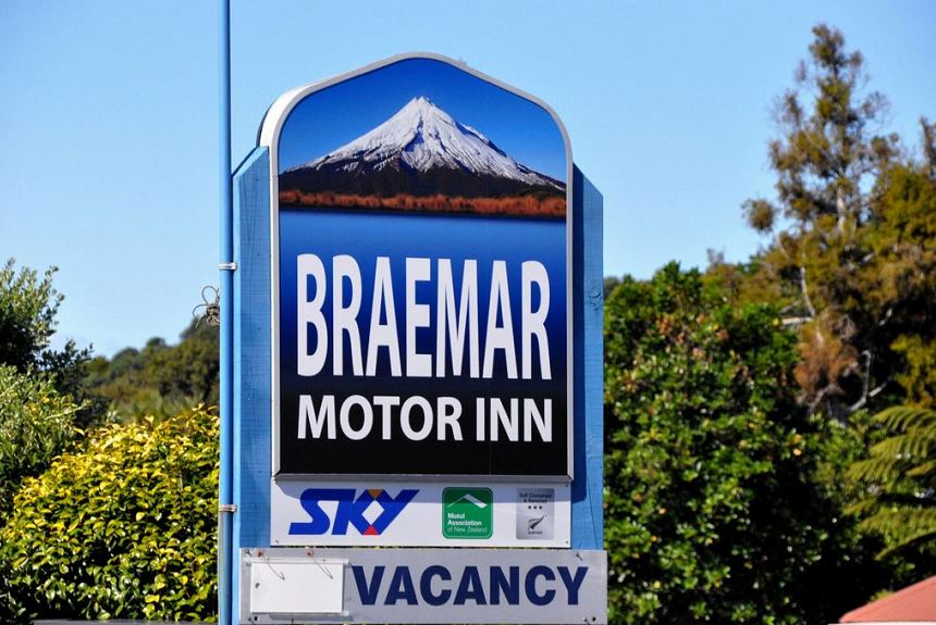 Braemar Motor Inn - Property Photo