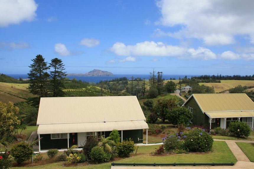 Sea View Hotel & Cottages - Property Photo