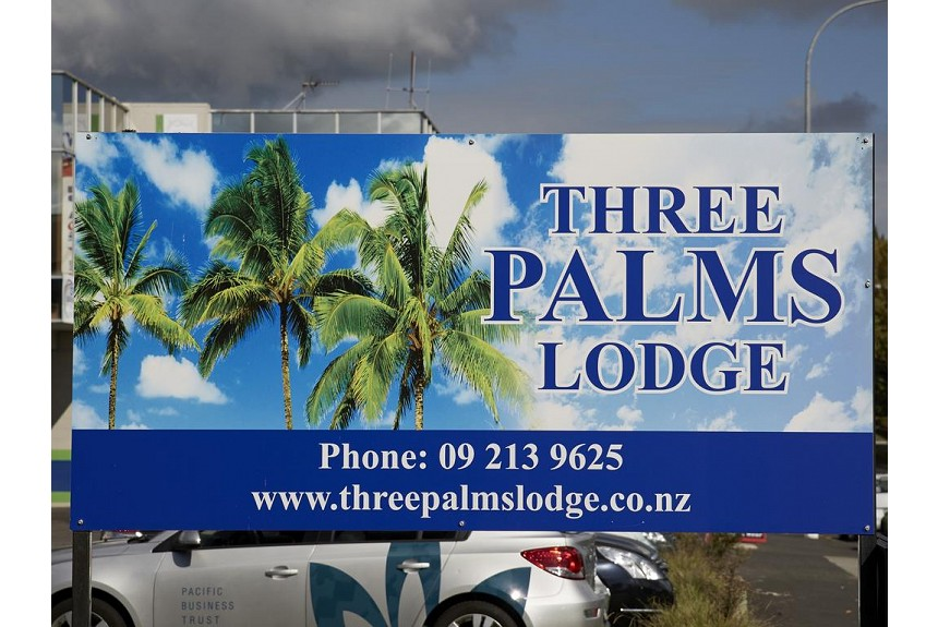Three Palms Lodge - Property Photo