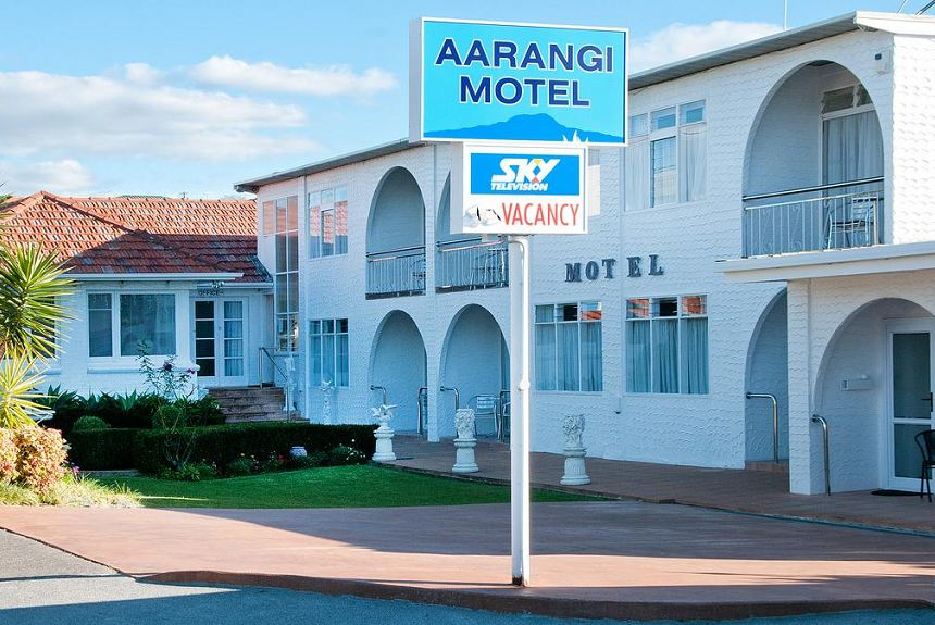 Aarangi Motel - Property Photo