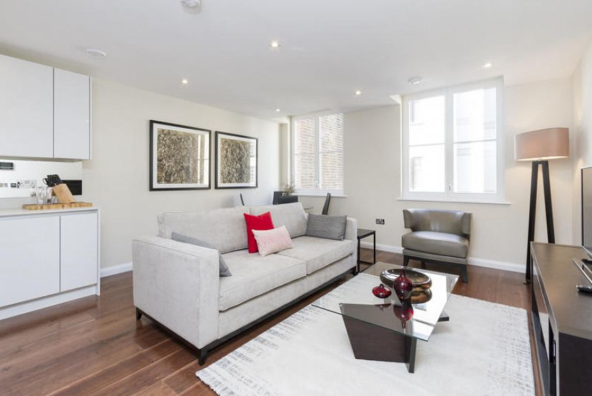 Chancery Lane One Bedroom Apartment - Property Photo
