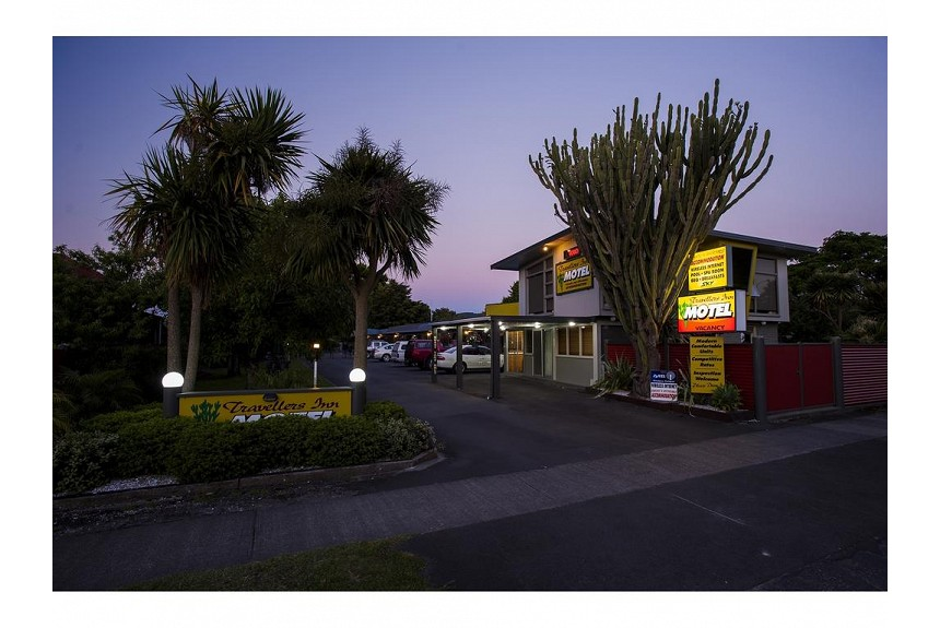 Travellers Inn Motel - Property Photo