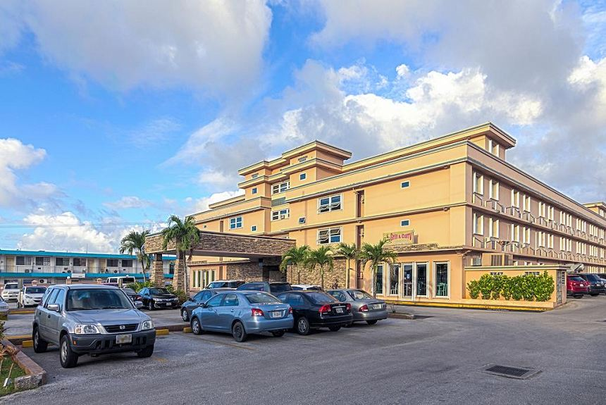 Wyndham Garden Guam - Property Photo