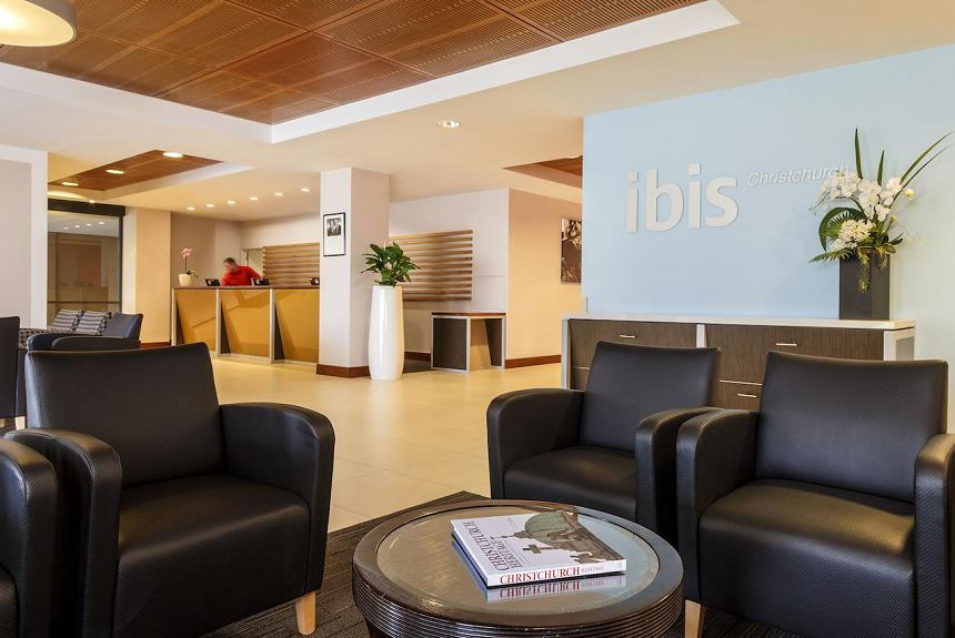 Ibis Christchurch - Property Photo