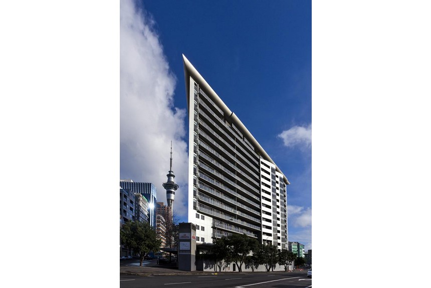 Hotel Grand Chancellor - Auckland City - Property Photo