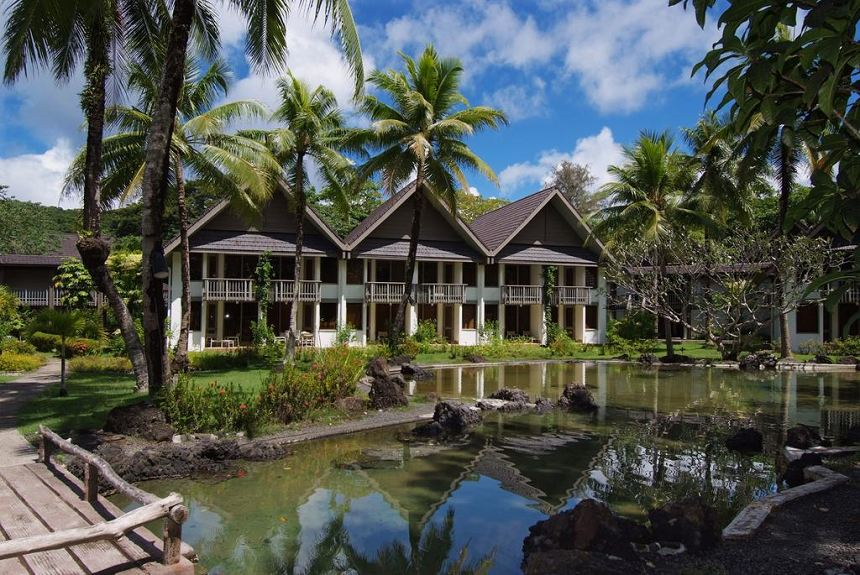 Palau Pacific Resort - Property Photo