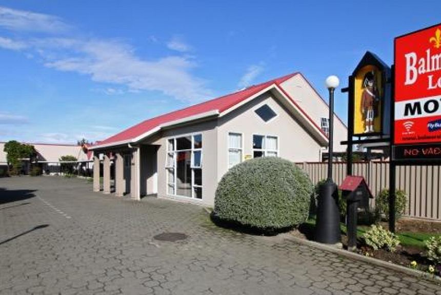 Balmoral Lodge Motel - Property Photo