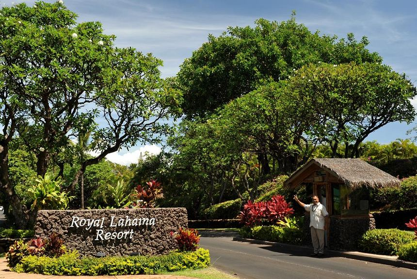 Royal Lahaina Resort - Property Photo