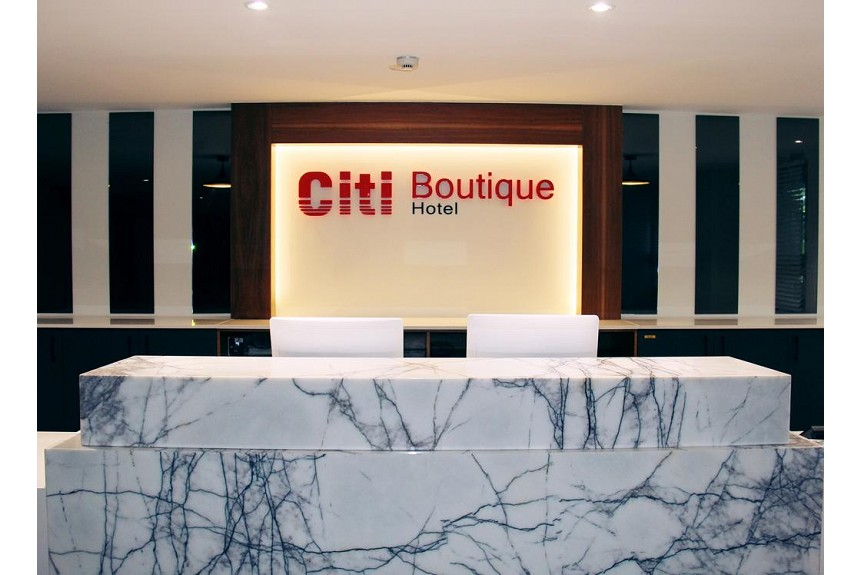 Citi Boutique Hotel - Property Photo