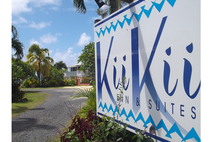 Kiikii Inn & Suites - Property Photo