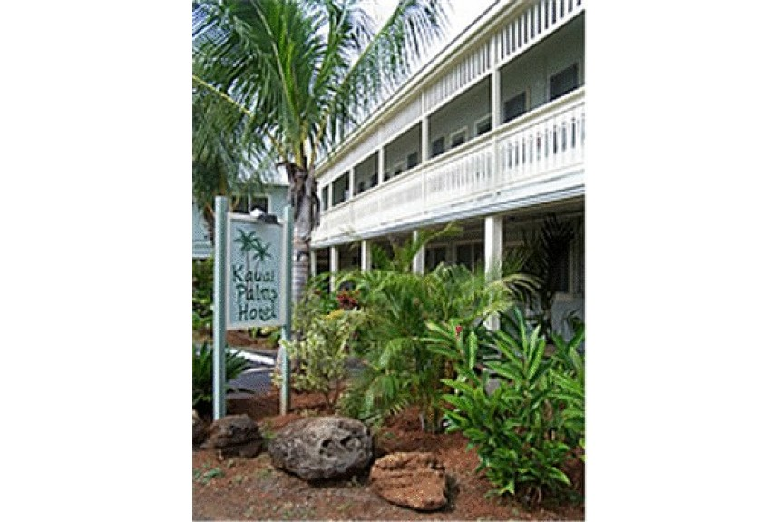 Kauai Palms Hotel - Property Photo