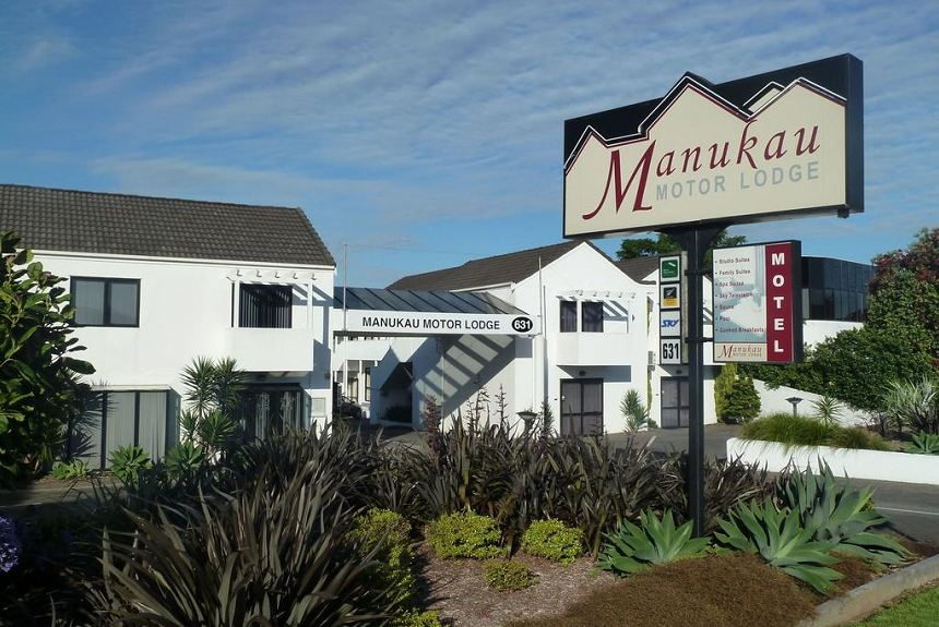 Manukau Motor Lodge - Property Photo
