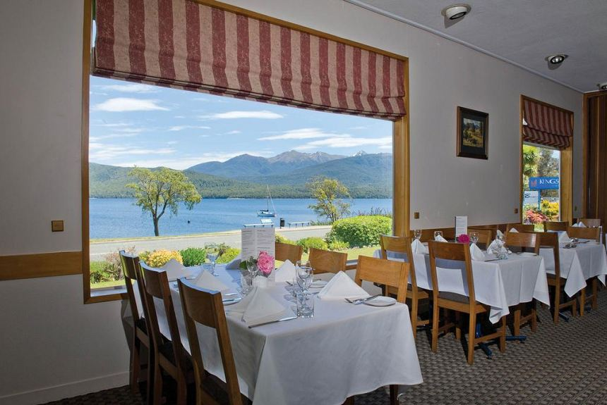 Kingsgate Hotel Te Anau - Property Photo