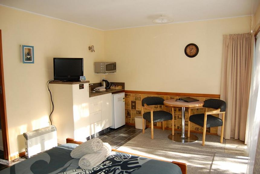 Queenstown Holiday Park & Motels Creeksyde - Property Photo