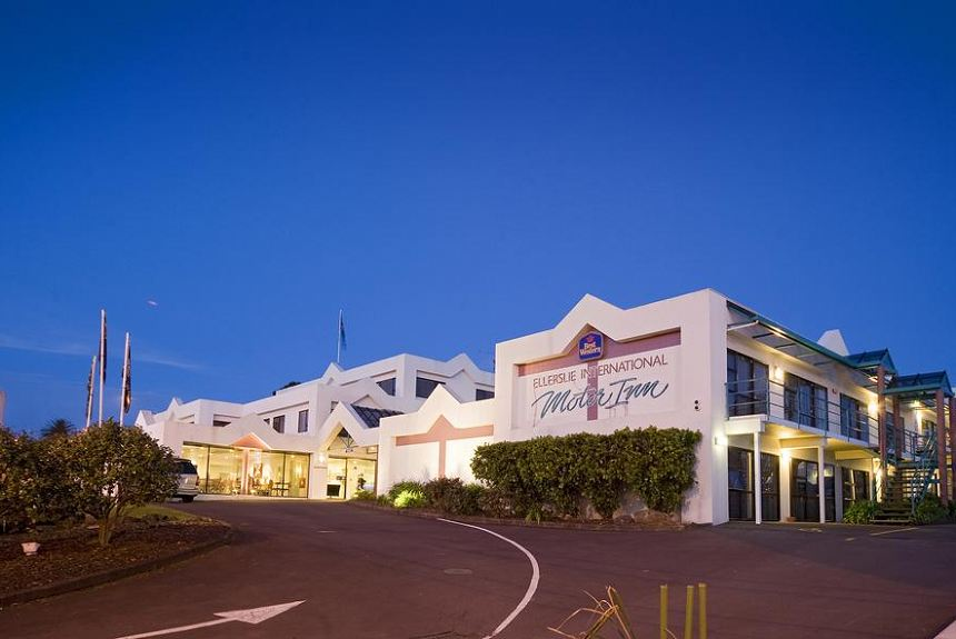 Best Western Ellerslie International - Property Photo