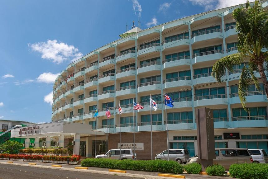 Palasia Hotel - Property Photo
