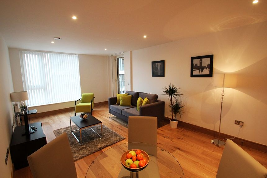 Fusion One Bedroom Serviced Apartment - Property Photo